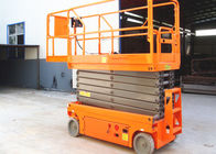 Aerial Work Electric Work Platform Lifts Self Propelled High Safety
